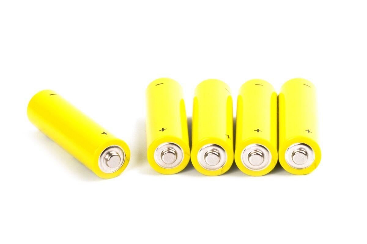 تولید باتری های خودترمیم شونده پتاسیمی
