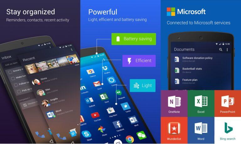 لانچر مایکروسافت به زودی از آیکونهای متفاوت پشتیبانی میکند