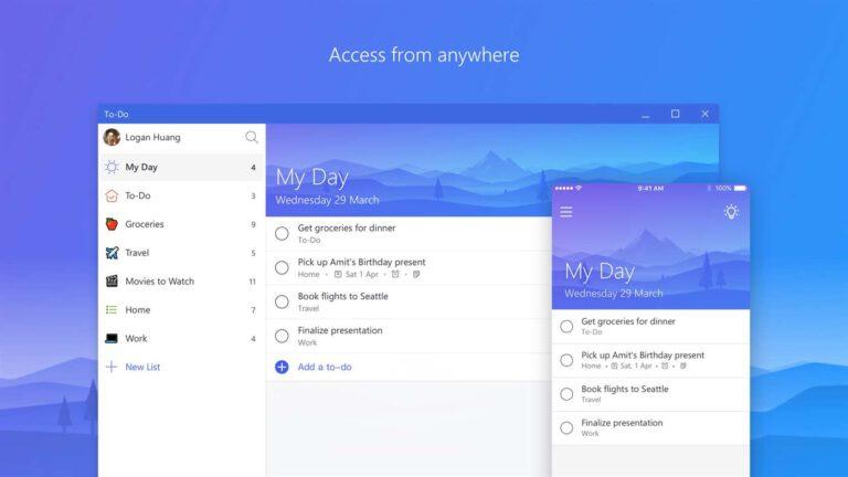 مایکروسافت ویژگیهای جدیدی به اپلیکیشن To Do اضافه میکند