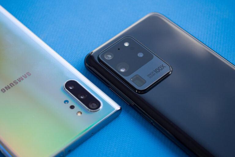 سامسونگ در سه ماهه نخست امسال بیشترین گوشی ۵G را فروخته است