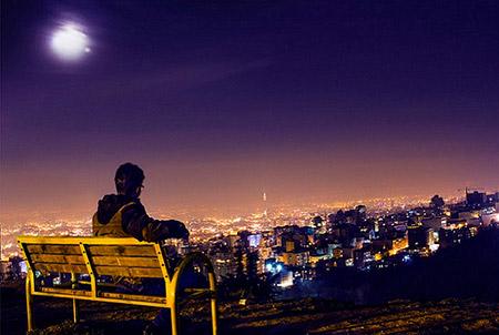 بام تهران بهترین مکان برای تماشای پایتخت + عکس