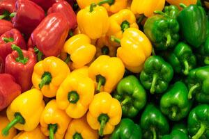 فلفل دلمهای و اثرات خاصی که در پخت غذا دارد