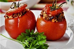 دلمه فقط با برگمو نیست؛ طرز تهیه دلمه سبزیجات