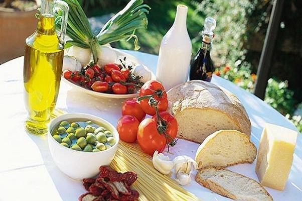 تاثیر رژیم غذایی مدیترانه ای در تسکین التهاب روده