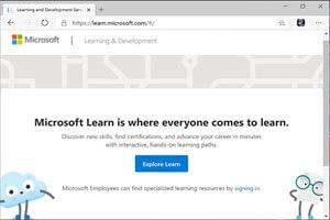 محتوای وبسایت مایکروسافت لرنینگ به مایکروسافت لرن منتقل میشود
