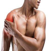 به عضلات ضعیف کتفتان فشار نیاورید