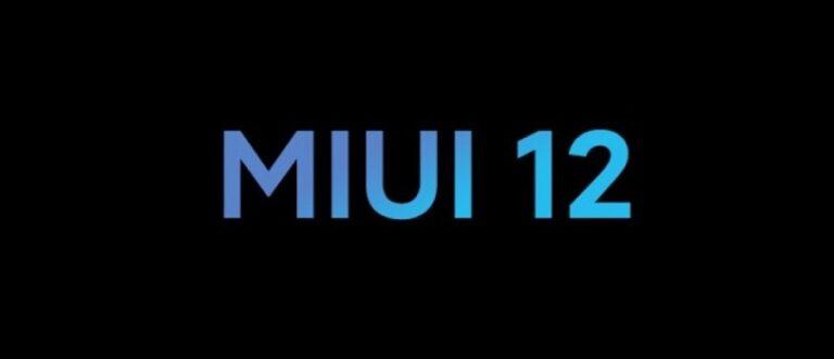 نسخه جهانی و پایدار MIUI 12 برای گوشیهای شیائومی منتشر شد