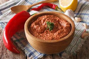 طرز تهیه محمره؛ یک غذای عربی برای فلفلدوستها