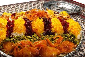 طرز تهیه مرصعپلو؛ جشنواره مزهها