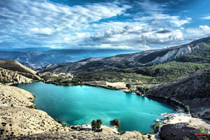 ولشت؛ دریاچهای پنهان شده در مسیر خزر