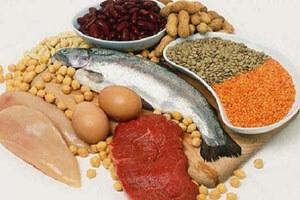 افزایش طول عمر با مصرف پروتئین های گیاهی