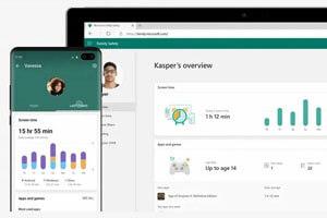 اپلیکیشن مایکروسافت برای محافظت از کودکان در اینترنت