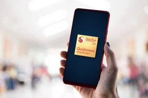 کوالکام از چیپست اسنپدراگون ۸۶۵ پلاس ۵G رونمایی کرد