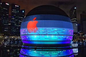 نخستین فروشگاه روی آب اپل راه اندازی می شود