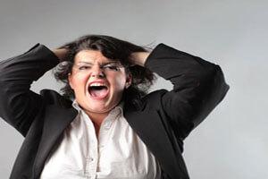 آیا عصبانیت باعث چاقی می شود ؟