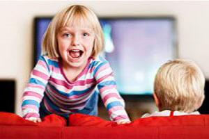 کنترل بیش فعالی کودکان با روش های مختلف