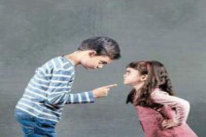 چرا کودکان با یکدیگر دعوا میکنند؟