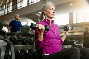 درمان آتروفی عضلانی با ورزش