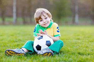 خطرات ورزش زودهنگام برای کودکان