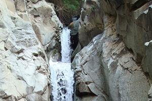 آبشار ایگل، آبشاری چشم نواز در فشم