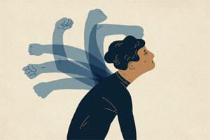 مدام خودخوری میکنید؟ بهسمت افسردگی میروید