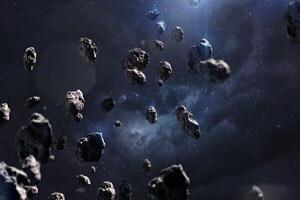 ۴ سیارک از کنار زمین می گذرند