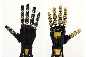 تشخیص و درمان بهتر بیماریها با کمک یک دست رباتیک