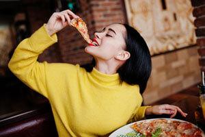 چرا بعضی از افراد هرچی می خورند چاق نمیشوند؟