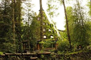 سفری به هتل لامونتانا یکی از هتل های عجیب دنیا