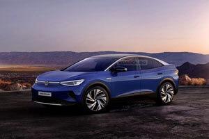 خودروی ID 5 کوپهی فولکس واگن در سال ۲۰۲۱ تولید خواهد شد