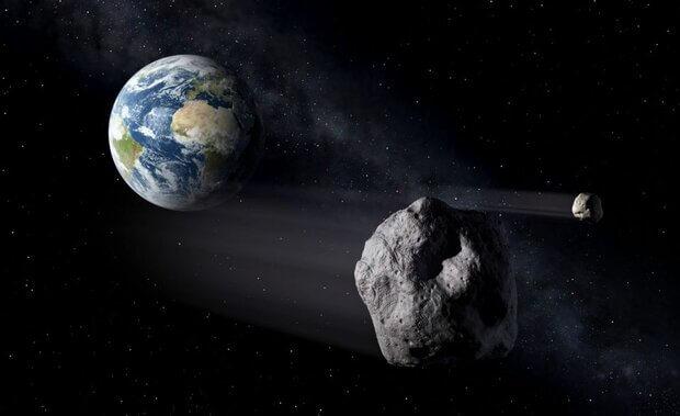 نیمه اردیبهشت یک سیارک دیگر از کنار ما میگذرد