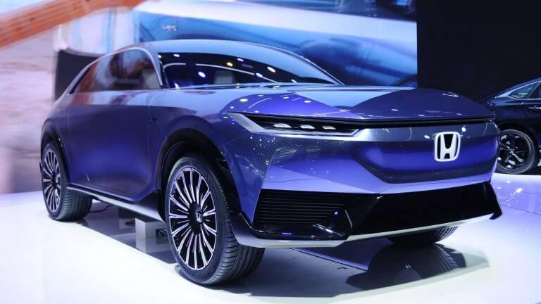 هوندا دو خودروی هیبریدی و برقی جدید در نمایشگاه شانگهای معرفی میکند