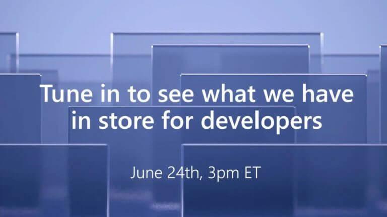 رویداد توسعه دهندگان ویندوز هفتهی آینده برگزار خواهد شد