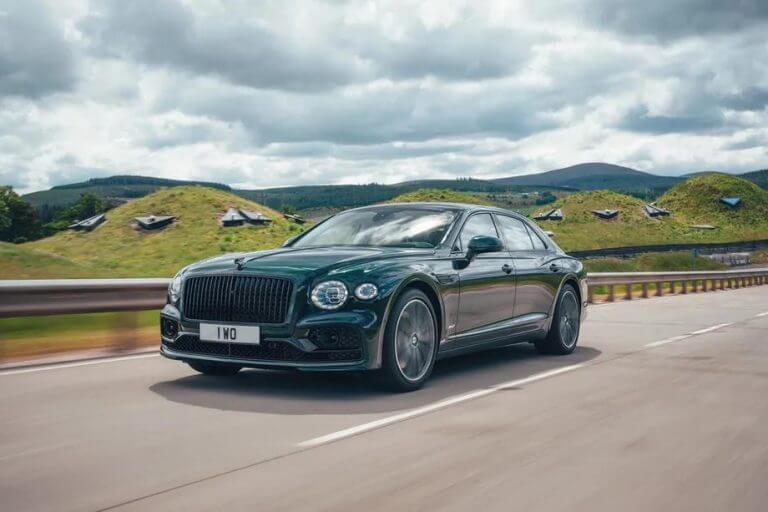 اتومبیل جدید بنتلی، «کارآمدترین» خودروی این شرکت خواهد بود