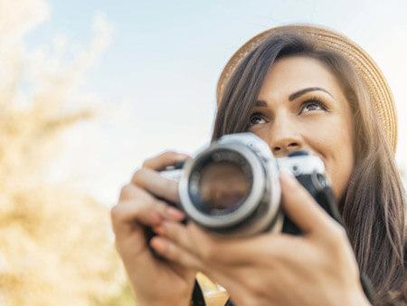 ایده های جالب و خلاقانه برای عکاسی