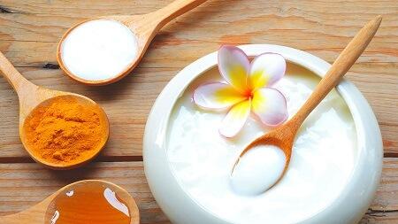 ماسک شیر خشک برای چاقی و سفیدی صورت