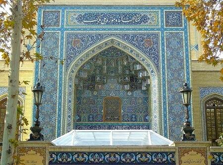 آشنایی با تاریخچه موزه ملک