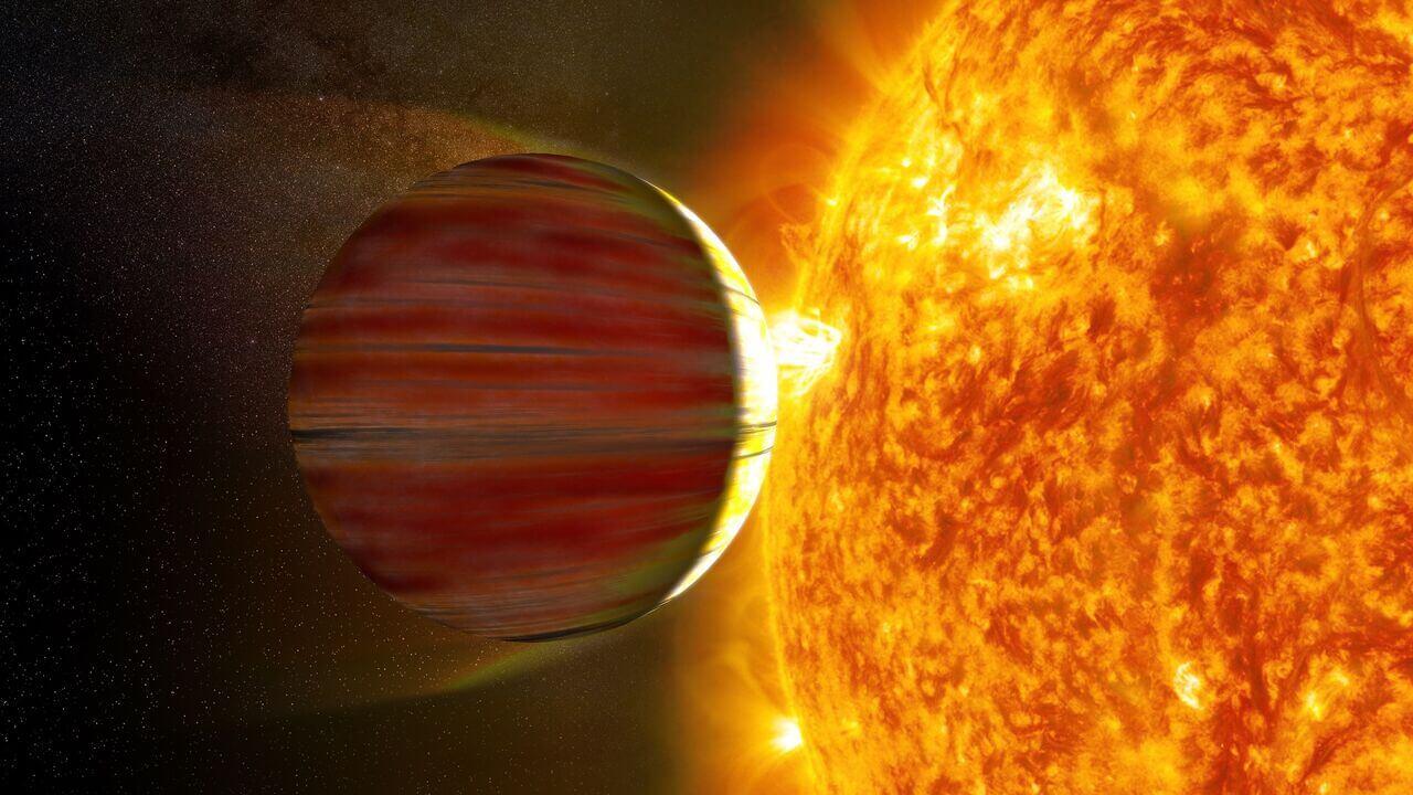 بزرگترین سیارات کیهان را بشناسید