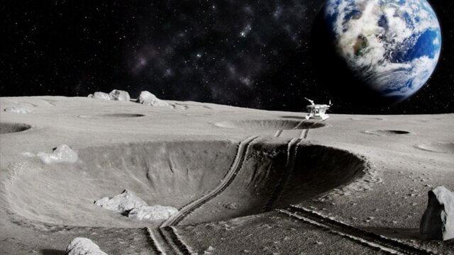 ارسال دسته جمعی رباتهای خودران برای معدنکاوی ماه