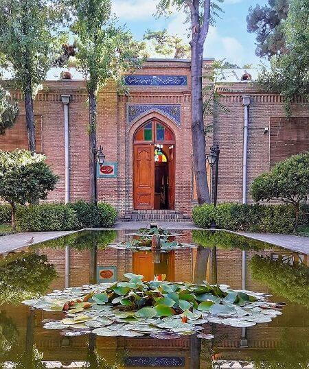معرفی باغ نگارستان از جاهای دیدنی شهر تهران