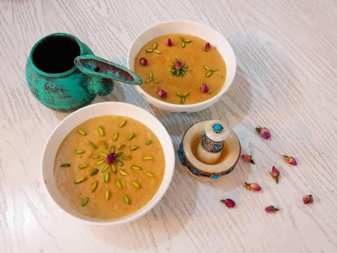 طرز تهیه کاچی؛ مناسب برای ماه رمضان